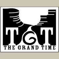 The Grand Time Sticker